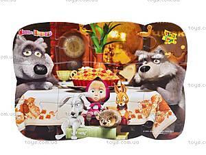 Пазлы на магните «Маша и Медведь», VT3205-14, фото