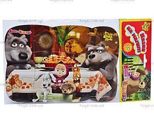 Пазлы на магните «Маша и Медведь», VT3205-14, цена