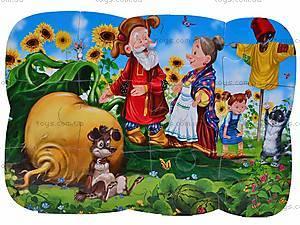 Пазлы на магните «Репка», VT3205-11, детские игрушки