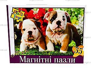 Пазлы на магните «Собаки», VT3201-04, отзывы