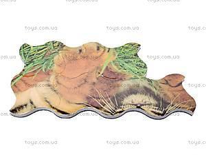 Пазлы на магните «Тигры», VT3201-03, фото