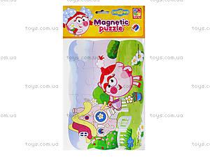 Пазл на магните «Смешарики», VT3205-40.41.42.43, детские игрушки