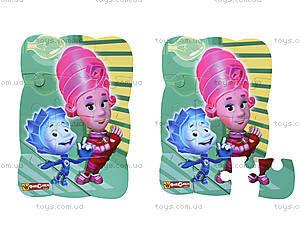 Пазлы на магните с мультгероями «Фиксики», VT3205-52