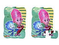 Пазлы на магните с мультгероями «Фиксики», VT3205-52, детские игрушки