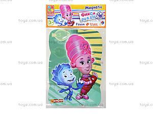 Пазлы на магните с мультгероями «Фиксики», VT3205-52, отзывы
