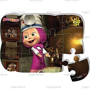 Пазлы на магните «Маша и самовар», VT3205-17, игрушки