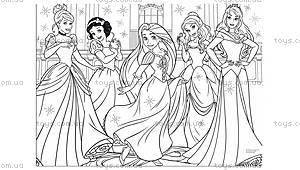 Пазлы «Принцессы», 48250, фото
