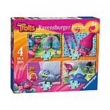 Пазлы «Ravensburger» 4 в 1 Тролли, 06864_7