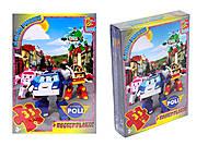 Пазлы «Робокар Полли» 70 элементов, RR067435, купить
