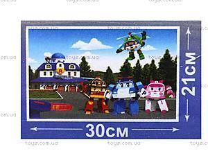 Пазлы «Робокар Поли» для детей, RR067431, купить