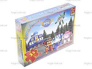 Пазлы «Робокар Поли» для детей, RR067431, фото