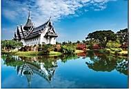 Пазлы «Санпхет Прасат, Таиланд» 1000 элементов, C1000-08-09, фото
