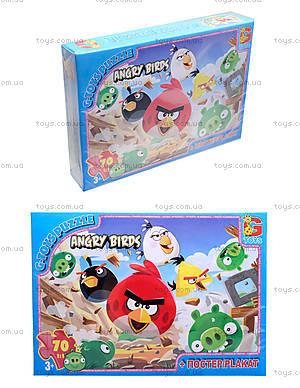 Пазлы из серии Angry Birds, B001024