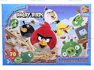 Пазлы из серии Angry Birds, B001024, фото
