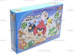 Детские пазлы серии Angry Birds, 70 элементов, B001023, купить