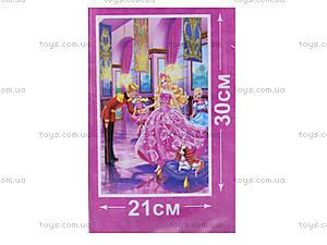 Детские пазлы Barbie, BA002, купить
