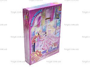 Детские пазлы Barbie, BA002, фото