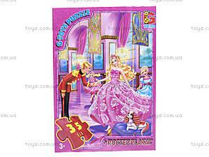 Детские пазлы Barbie, BA002, отзывы