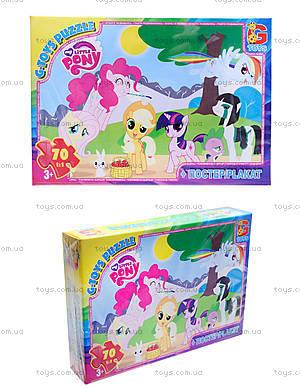 Пазлы из серии My little Pony, MLP002