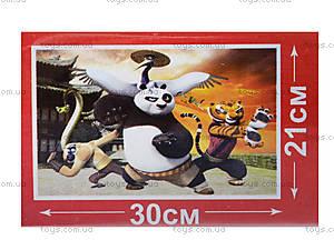 Детские пазлы «Панда Кунг-Фу», PA002, купить