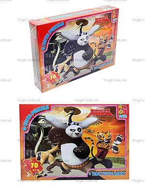 Детские пазлы «Панда Кунг-Фу», PA002