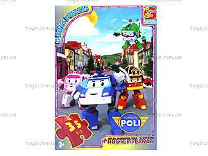 Пазл серии «Робокар Поли», 35 элементов, RR067430, фото