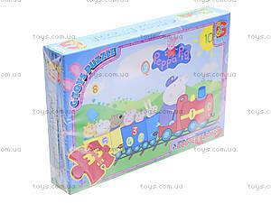 Детские пазлы «Свинка Пеппа», PP001, отзывы