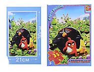 Детские пазлы серии Angry Birds, B001029, отзывы