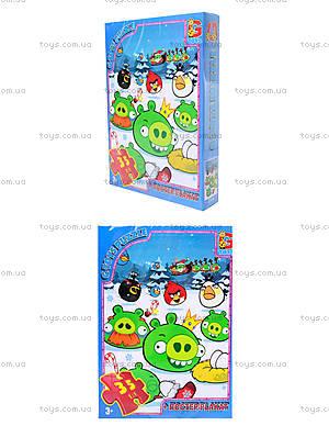 Детские пазлы Angry Birds, B001026