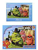 Пазлы серии Angry Birds, B001028, отзывы