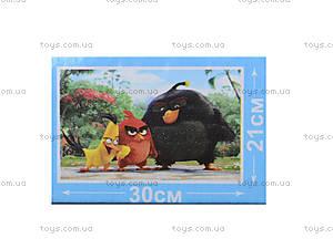 Пазлы серии Angry Birds, 70 элементов, B001027, купить