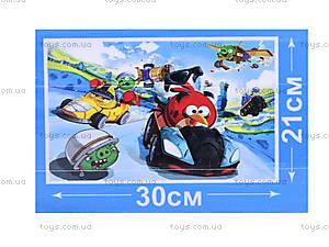 Пазлы для детей Angry Birds, B001025, купить