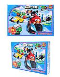 Пазлы для детей Angry Birds, B001025, отзывы