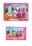 Barbie - пазлы 35 элементов, BA006, фото