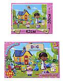 Детские пазлы «Доктор Плюшева», 150 элементов, DPB00645, фото