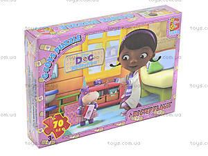 Пазлы серии «Доктор Плюшева» в ярко-розовой коробке, DP00644, фото