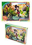 Пазлы серии «Феи Диснея» в коробке, F50680, детские игрушки