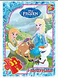 Пазлы «Frozen» 35 деталей G-Toy , FR008