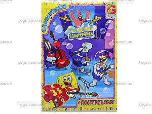 Детские пазлы из серии «Губка Боб», SP005, купить