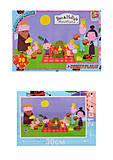 Пазлы G-Toys «Королевство Бена и Холли», BH003, отзывы