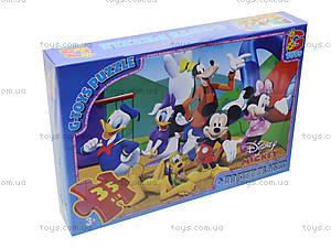 Пазлы серии Mickey Mouse, 35 элементов, M65016, купить