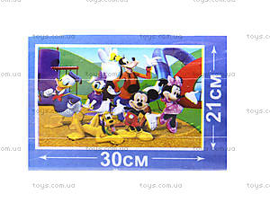 Пазлы серии Mickey Mouse, 35 элементов, M65016, фото