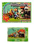 Пазлы серии «Minecraft» 35 элементов, MC770, отзывы