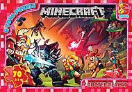 """Пазлы серии """"Minecraft"""" №6 (35 элементов), MC782, фото"""
