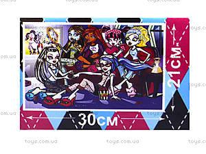 Пазлы серии Monster High, 70 элементов, MH004, фото