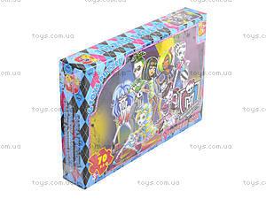 Детские пазлы Monster High, MH006, купить