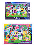 My little PONY - пазлы 126 элементов, MLP012, toys.com.ua