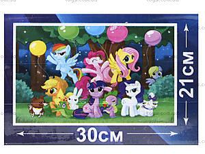 Детский пазл серии My little Pony, 35 элементов, MLP007, фото