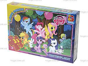 Детский пазл серии My little Pony, 35 элементов, MLP007, отзывы