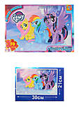 Пазлы «My little PONY» 70 элементов, MLP014, отзывы